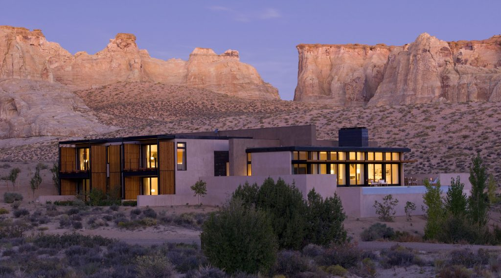 Canyon Equity - Mesa Homes at Amangiri